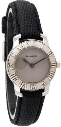 Tiffany & Co. Atlas Watch $695 thestylecure.com