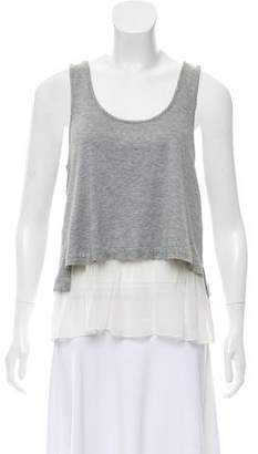 Thakoon Silk Sleeveless Top