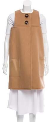 Fendi Longline A-Line Vest