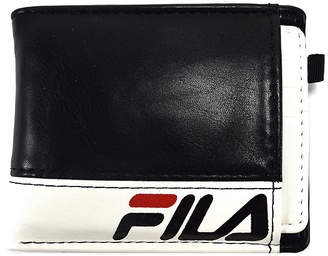 Fila Mens Billfold Wallet