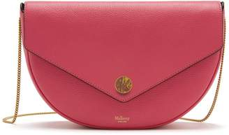 Mulberry Brockwell Clutch Geranium Pink Small Classic Grain