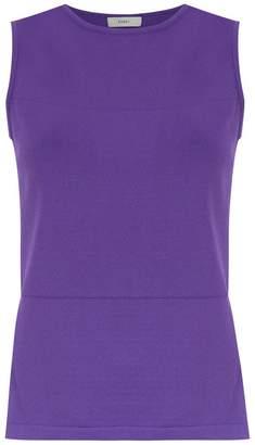 Egrey straight blouse