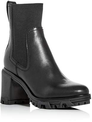 Rag & Bone Women's Shiloh Block High-Heel Platform Boots