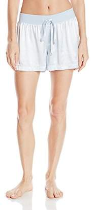 PJ Harlow Women's Mikel Satin Boxer Short