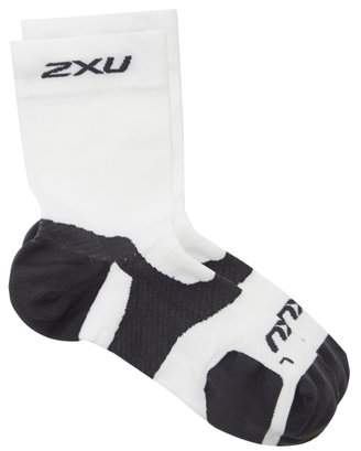 2XU Race VECTR crew socks