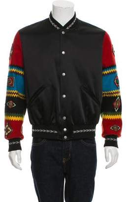 Saint Laurent 2017 Embellished Jacket