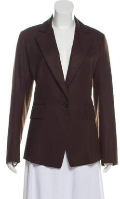 Saint Laurent Lightweight Wool Blazer w/ Tags