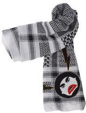 Lin Art Project Oblong scarves