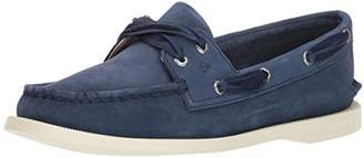 Sperry Women's A/O Satin LACE Boat Shoe M 100 Medium US