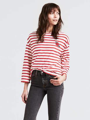 Levi's Longsleeve Sailor Tee T-Shirt