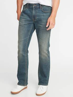 Old Navy Built-In Tough Boot-Cut Jeans for Men