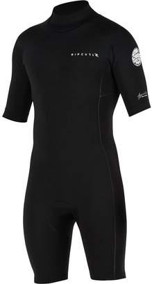 Rip Curl Aggrolite 2mm Back-Zip Spring Wetsuit - Men's
