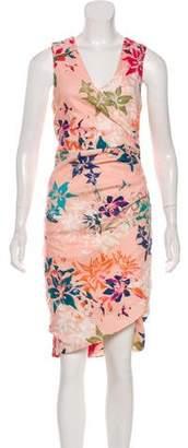 Nicole Miller Tank Midi Dress w/ Tags