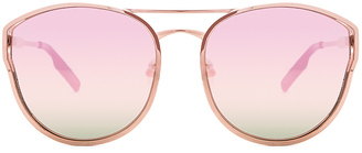 Quay Cherry Bomb Sunglasses $55 thestylecure.com