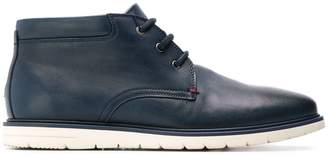 Tommy Hilfiger lace-up boots