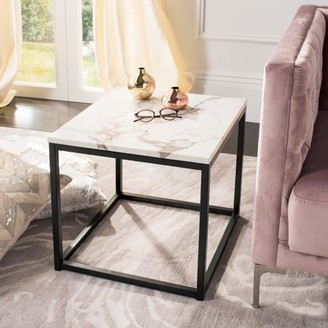 Safavieh Baize Modern Contemporary Square End Table
