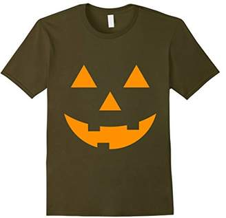 JACK O' LANTERN PUMPKIN Halloween T-Shirt Dark