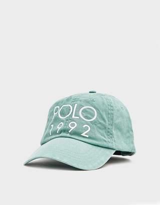 Polo Ralph Lauren Polo 1992 Classic Sport Cap in Faded Mint