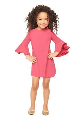 Milly Minis Italian Cady Nicola Dress