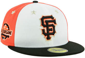 New Era Boys' San Francisco Giants All Star Game w/Patch 59FIFTY Fitted Cap
