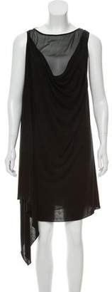 Cushnie et Ochs Draped Asymmetrical Dress w/ Tags