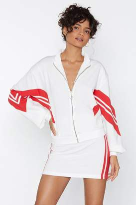 Nasty Gal Keep Track Jacket
