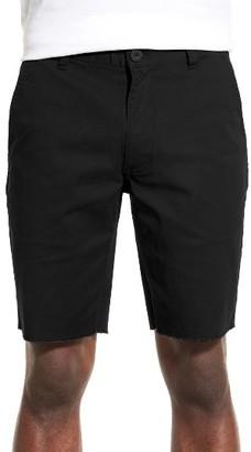 Men's Brixton 'Toil Ii' Chino Shorts $49 thestylecure.com