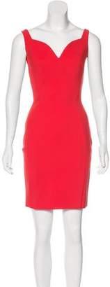 Chiara Boni Sleeveless Mini Dress
