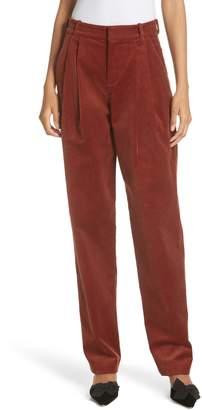 A.L.C. Tori Corduroy Trousers