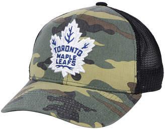 adidas Toronto Maple Leafs Camo Trucker Cap