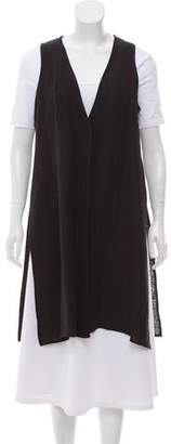 Eileen Fisher Lightweight Longline Vest w/ Tags