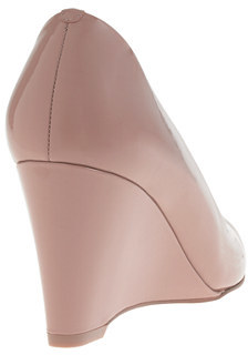 J.Crew Martina patent wedges