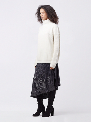 Jayleen Turtleneck Wool Sweater $368 thestylecure.com