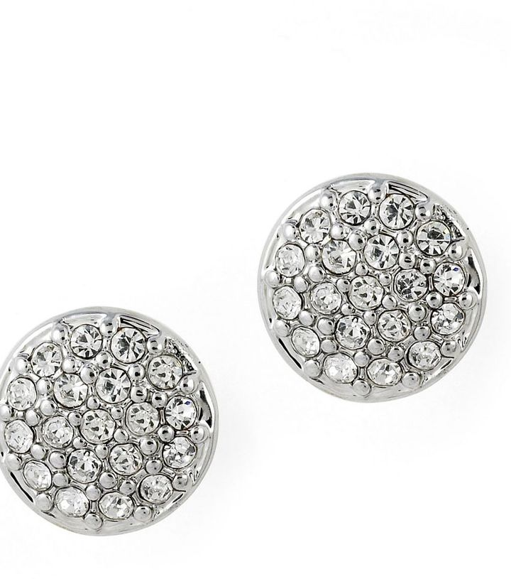 Lauren ralph lauren pave earrings