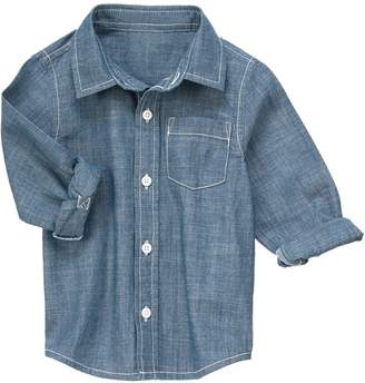 Crazy 8 Crazy8 Toddler Chambray Shirt