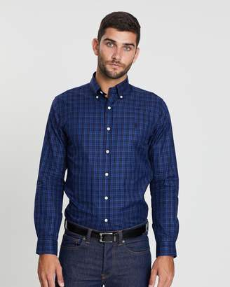 Polo Ralph Lauren Slim Fit Twill Sport Shirt