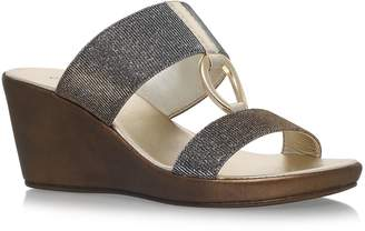 Carvela Salt Wedge Sandals