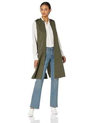 BCBGeneration Women's Utility Long Vest,L