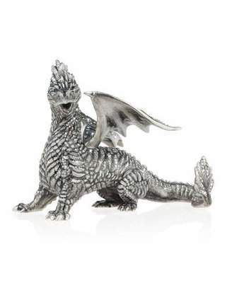 Jay Strongwater Regal Dragon Figurine