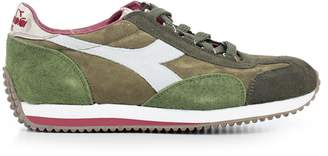 Diadora Logo Detailed Laced-up Sneakers