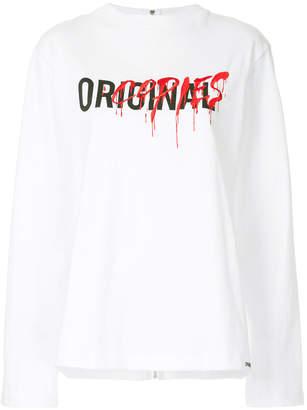 Christian Dada Original Copies sweatshirt