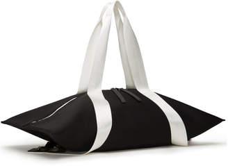 Transience Two-Tone Zip-Top Yoga/Gym Bag