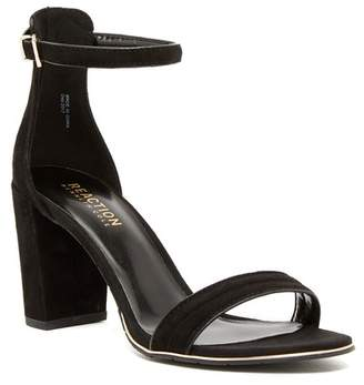 Kenneth Cole Reaction Lolita Chunky Heel Sandal