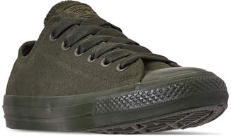 01da786dfc0b Converse Unisex Chuck Taylor All Star Suede Mono Color Low Top Casual  Sneakers from Finish Line