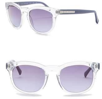 Elie Tahari 52mm Rounded Sunglasses