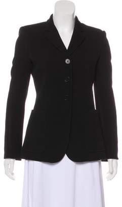 Stella McCartney Notch-Lapel Fitted Jacket