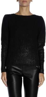 Armani Collezioni (アルマーニ コレッツォーニ) - Armani Collezioni Armani Exchange Sweater Sweater Women Armani Exchange