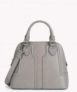 Sole Society Marcy Satchel Vegan Structured Dome Satchel