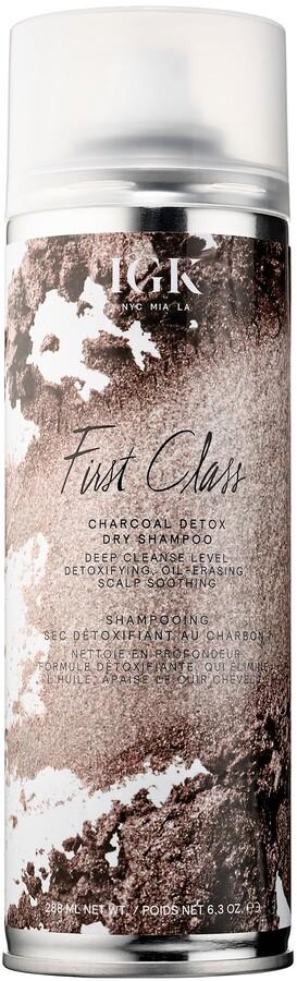 Igk IGK - First Class Charcoal Detox Dry Shampoo
