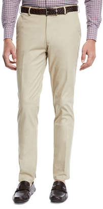 13f2d5e33aef53 Peter Millar Men's Soft Touch Twill Trousers